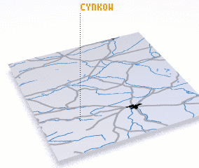 3d view of Cynków