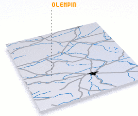 3d view of Olempin