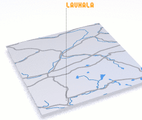 3d view of Lauhala
