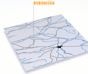 3d view of Bobowiska
