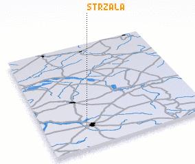 3d view of Strzała