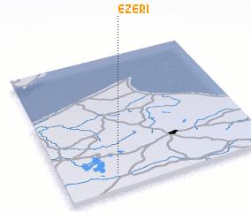 3d view of Ezeri