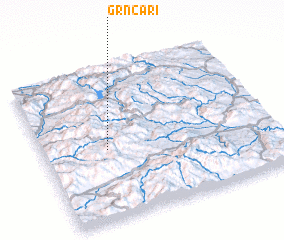3d view of Grnčari