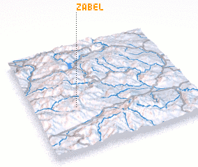 3d view of Zabel