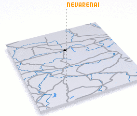 3d view of Nevarėnai