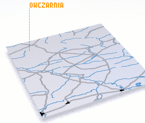 3d view of Owczarnia