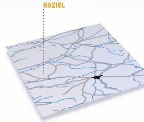 3d view of Kozieł
