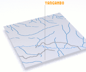 3d view of Yangambo