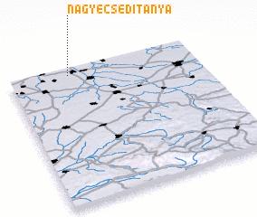 3d view of Nagyecsedi Tanya
