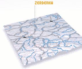 3d view of Żerdenka