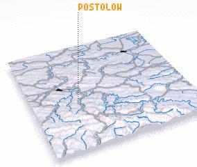 3d view of Postołów