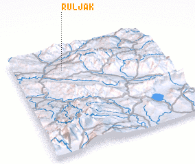 3d view of Ruljak