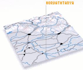 3d view of Horváthtanya