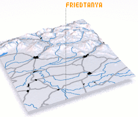 3d view of Friedtanya