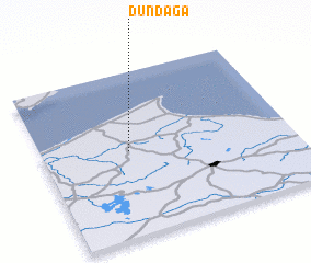 3d view of Dundaga