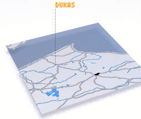 3d view of Dūkas