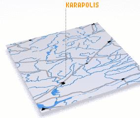 3d view of Karapolis