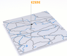 3d view of Ezere