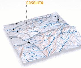 3d view of Coşeviţa