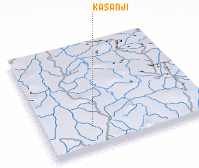 3d view of Kasanji