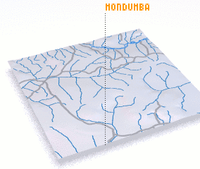 3d view of Mondumba