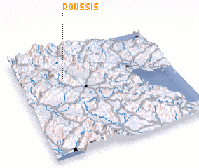3d view of Roússis