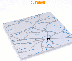 3d view of Gutanów