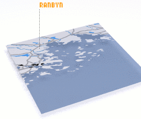 3d view of Rånbyn