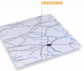 3d view of Krębsówka