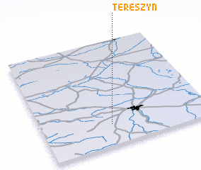3d view of Tereszyn