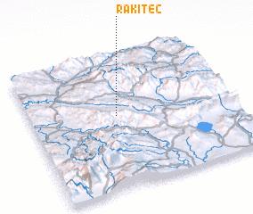 3d view of Rakitec