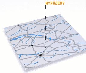 3d view of Wyrozęby