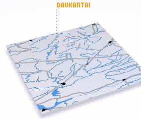3d view of Daukantai