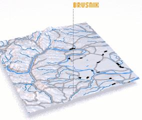 3d view of Brusnik
