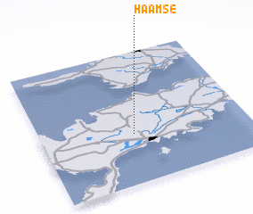 3d view of Haamse