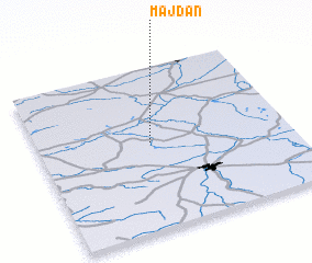 3d view of Majdan