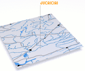 3d view of Jucaičiai