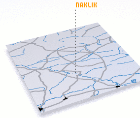 3d view of Naklik