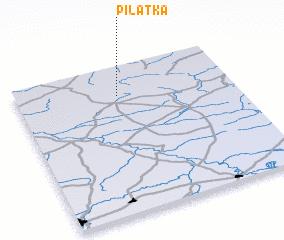 3d view of Piłatka