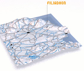 3d view of Filiadhón
