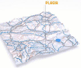 3d view of Plágia