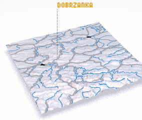 3d view of Dobrzanka