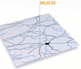 3d view of Załucze