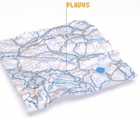 3d view of Plavuš