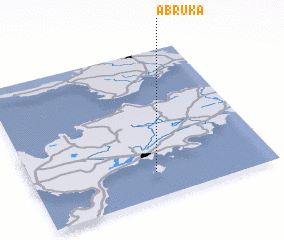 3d view of Abruka