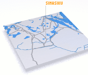 3d view of Simasiku