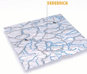 3d view of Serednica