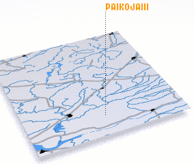 3d view of Paikojai II