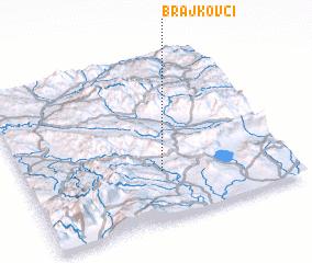 3d view of Brajkovci