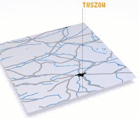 3d view of Tuszów